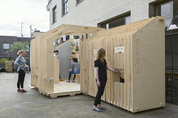 Margin Collective, Constructing Communities, London Architecture Festival, RIBA